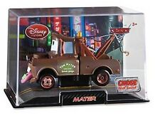 Disney Store Cars 2 Die Cast Collector Case Wasabi Mater w/ Sound 1:43 Scale NEW