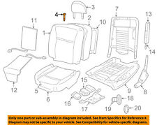 FORD OEM Front Seat-Sleeve 6L7Z78610A16BAA