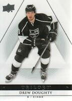 2013-14 Upper Deck Trilogy Hockey #47 Drew Doughty Los Angeles Kings