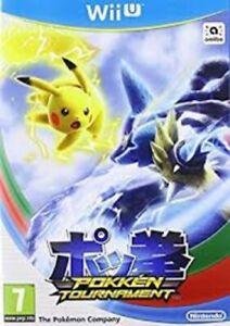 Pokken Tournament - Nintendo Wii U.   Fast Dispatch !!