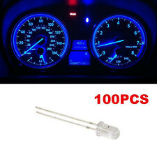 100PCS Blue 5mm Mini LED  for GMC CHEVY Instrument Cluster Gauge Panel Backlight