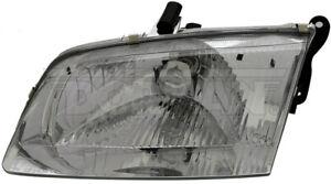 Headlight Assembly Left|Dorman 1591071 fits 00-02 Mazda 626 (Fast Shipping)