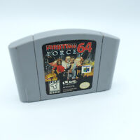 Fighting Force Nintendo 64 N64 Original OEM Authentic Game crave used tested