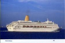 P & O Oriana cruise liner