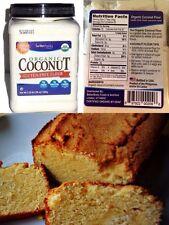 Better Body Organic Coconut Gluten-Free Flour 2.25 lbs (36 oz) 1020g
