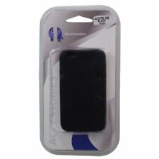 Silicone Gel Case for Alcatel One Touch 995 - Black