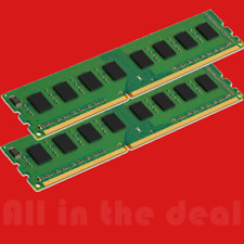 16GB KIT 2x 8GB DDR4 2400MHz PC4-19200 288 pin DESKTOP Memory Non ECC 2400 RAM