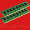 16GB KIT 2x 8GB DDR4 2666MHz PC4-21300 288 pin DESKTOP Memory Non ECC 2666 RAM