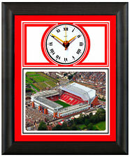 More details for football clock liverpool anfield aerial