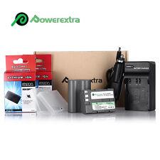 2200mAh EN-EL3e ENEL3e Battery+Charger for Nikon D700 D300 D200 D80 D90 D70s D50