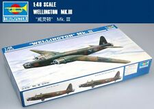 "Trumpeter 1/48 02823 ""WELLINGTON"" Mk.Ⅲmodel kit"