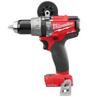 Milwaukee FUEL M18 2706-80 18-Volt 1/2-Inch Hammer Drill/Driver - Bare, Recon