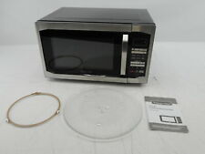 Magic Chef MCM1611ST - 1100W Microwave Oven, 1.6 cu.ft, Stainless Steel