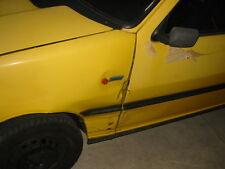 Fiat Uno fast leere Karosserie Ex-70PS fast rostfrei 1993