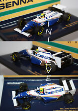 1 43 Minichamps Williams Renault Fw16 Pacific GP Senna 1994