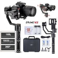 ZHIYUN Crane V2 3-Axis Handheld Stabilizer Gimbal for DSLR Mirrorless US Seller