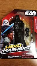 "STAR WARS HERO MASHERS ""DARTH VADER"" NEW IN PACKAGE SEE PHOTOS READ DES"