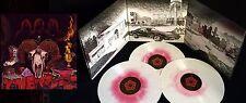 Carpenter Brut - Trilogy 3xLP White/Red Haze Vinyl New Sealed Pertubator Gost