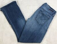 Citizens Of Humanity Women's Size 24 x 27.5 Kelly Low Rise Boot Cut Jean Stretch