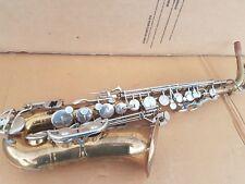 1981 Selmer Bundy Alt/Alto Sax/Saxophone-Made in USA