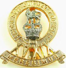 15 / 19 KINGS ROYAL HUSSARS CLASSIC GENUINE REGIMENTAL CAP BADGE