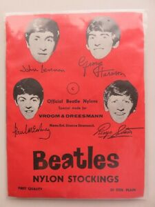 THE BEATLES ORIGINAL  1963   WIG  MFD BY LOWELL TOY MFG,   U.S.A.   UNOPENED