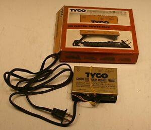Vintage HO Electric Power Pack In Original Box Untested 120V 6V 18VDC 20VAC