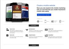 Comprehensive Mobile Website Designer, Quick Profit, 100% Computerized.
