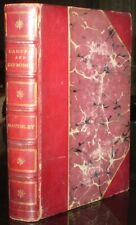 1886, 1st, NATURAL CAUSES AND SUPERNATURAL SEEMINGS, MAUDSLEY, OCCULT, LEATHER