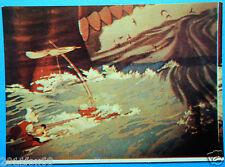 lampo figurines picture cards album figurine walt disney story 125 pinocchio gq