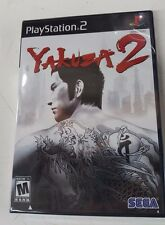 Yakuza 2 (Sony PlayStation 2, 2008 RE-PRINT) NEW FREE SHIPPING TO USA & CANADA