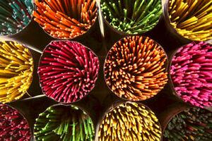 Packs of High Quality Indian Bulk Fragrant Incense 450 Sticks 25cm Long UK Stock