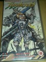 Appleseed (VHS/SH, 1994, Animated, Dubbed) GOOD CONDITION, FREE UK FAST POST!