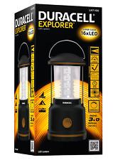 Duracell Explorer 16 Portable Dimmable Outdoor Lantern LED 95 Lumen LNT-100