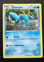 Pokemon card Clauncher 23/111 Basic Common Water Mint
