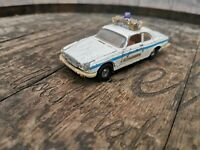 Corgi jaguar xj2c Police Car