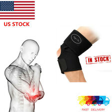 Elbow Brace Support Arm Pads Wraparound Compression Guard Arthritis Strap 1 Pc