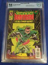 Green Lantern v3 #50 (1994) Key 1st Kyle Rayner as GL CBCS 9.6 not cgc