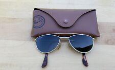 Vintage Ray Ban B&L USA Sunglasses Women's W1758 XPAS