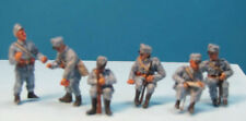 Germania Figuren 1/72 KUK Austrian Driver and Artillery Crew for M9 #WW1-014