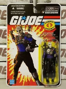 GI Joe Collector's Club FSS 7.0 Dreadnok Kaos *NEW/SEALED*