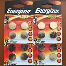 16 x Energizer CR2032 3V Lithium Coin Cell Battery 2032, DL2032, BR2032, SB-T15