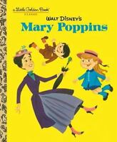 Walt Disney's Mary Poppins (Disney Classics) (Little Golden Book) by North Bedf