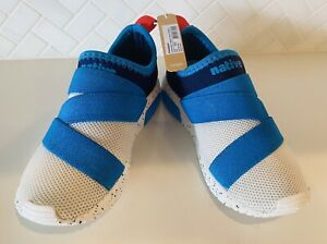 Native Phoenix Kids Blue Gray Shoes 11  New