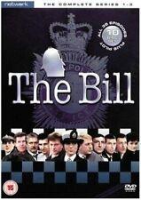The Bill Series 1-3 Complete 10 DVD Set Region 2