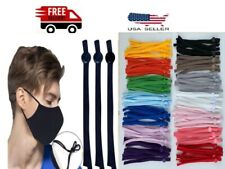 Diy Mask Sewing Elastic Band with Adjustable Buckle For Face Mask 15 Color'
