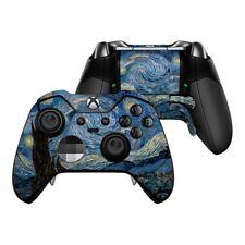 Xbox One Elite Controller Skin Kit - Starry Night - DecalGirl Decal