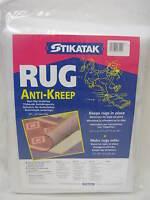 New Stikatak Non Slip Underlay For Rugs Carpets And Hard Flooring Anti Kreep