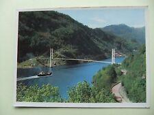 Postcard: Norway, Fykse Bridge on the Bergen -Voss Road