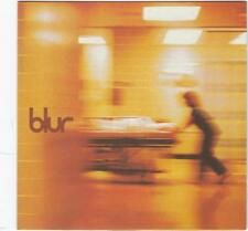 BLUR Self Titled S/T CD